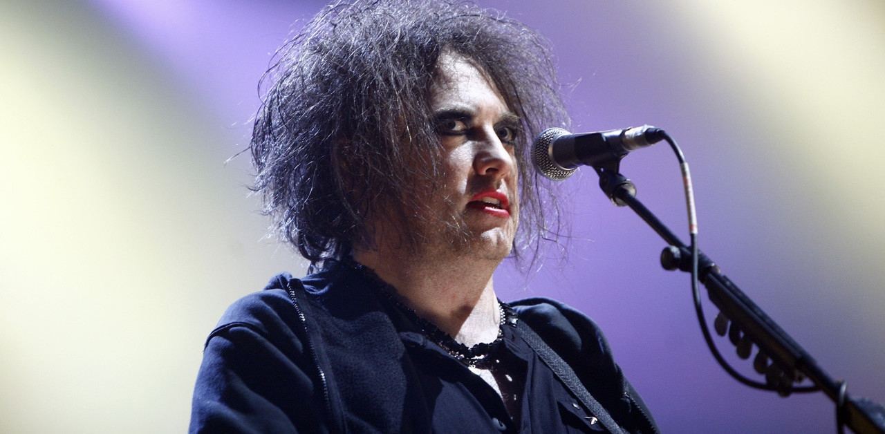 Robert Smith, Tour 2016