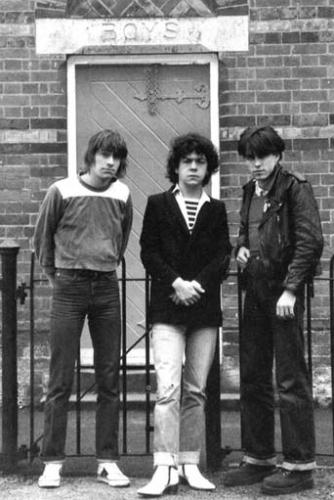 The Cure Gallery 1978