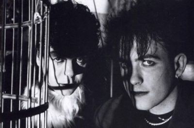 The Cure Gallery 1983