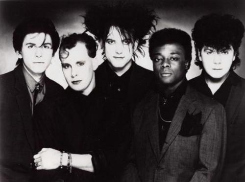 The Cure Gallery 1984