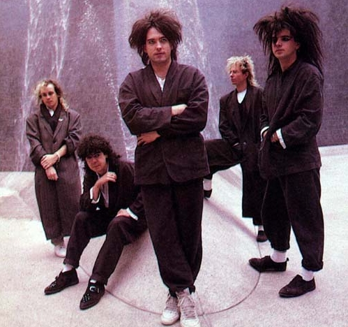 The Cure Gallery 1985