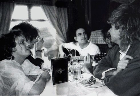 The Cure Gallery 1986