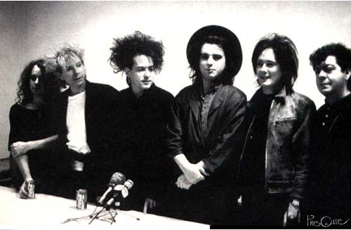 The Cure Gallery 1987