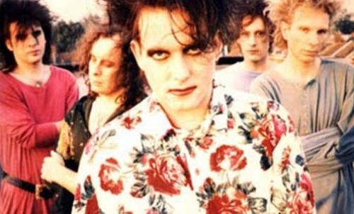 The Cure Gallery 1990