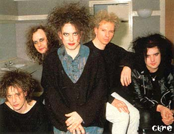The Cure Gallery 1991