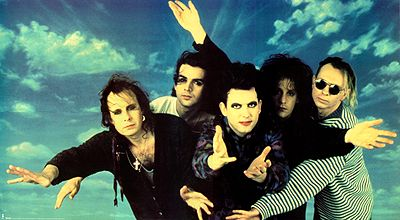 The Cure Gallery 1992