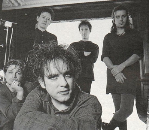 The Cure Gallery 1995