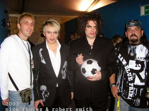 The Cure Gallery 2003