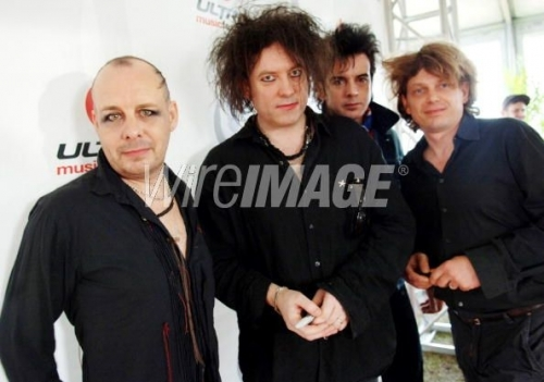 The Cure Gallery 2007